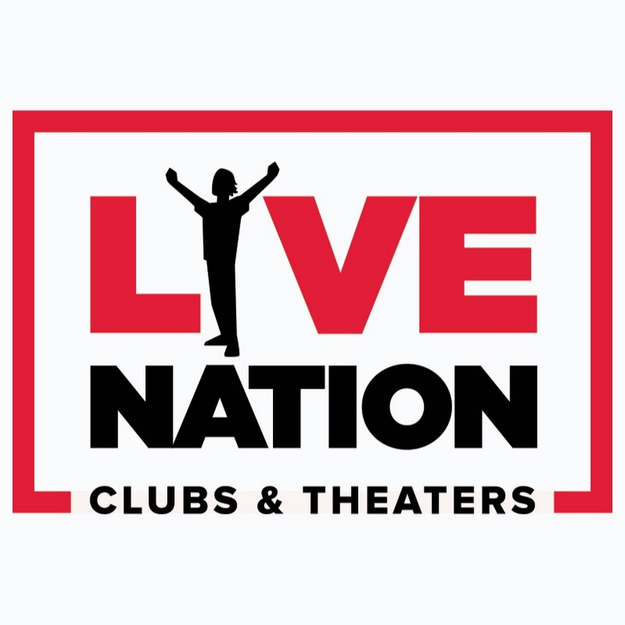 Live Nation Clubs & Theaters logo