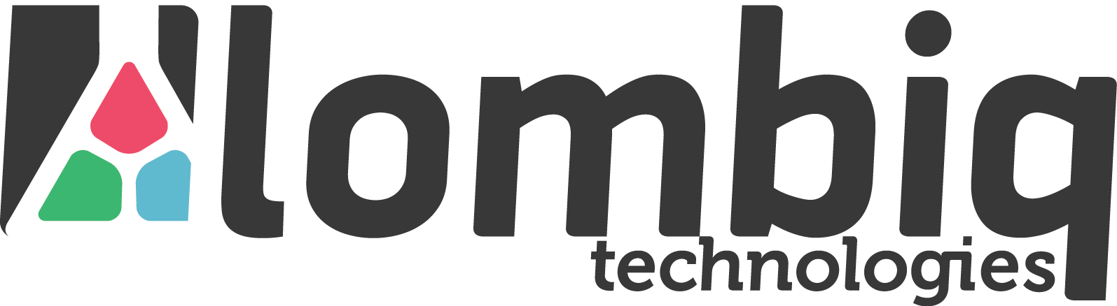 Brand new Lombiq logo