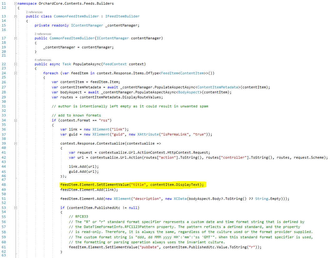 Fix double encoding of non-HTML strings
