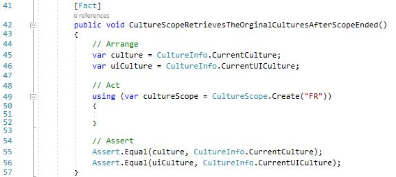 A unit test for the CultureScope class