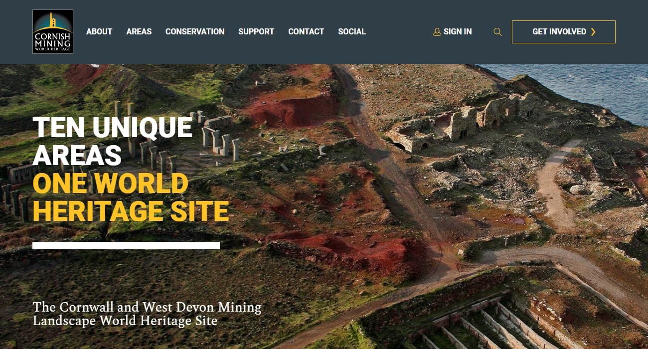 Cornish Mining World Heritage site