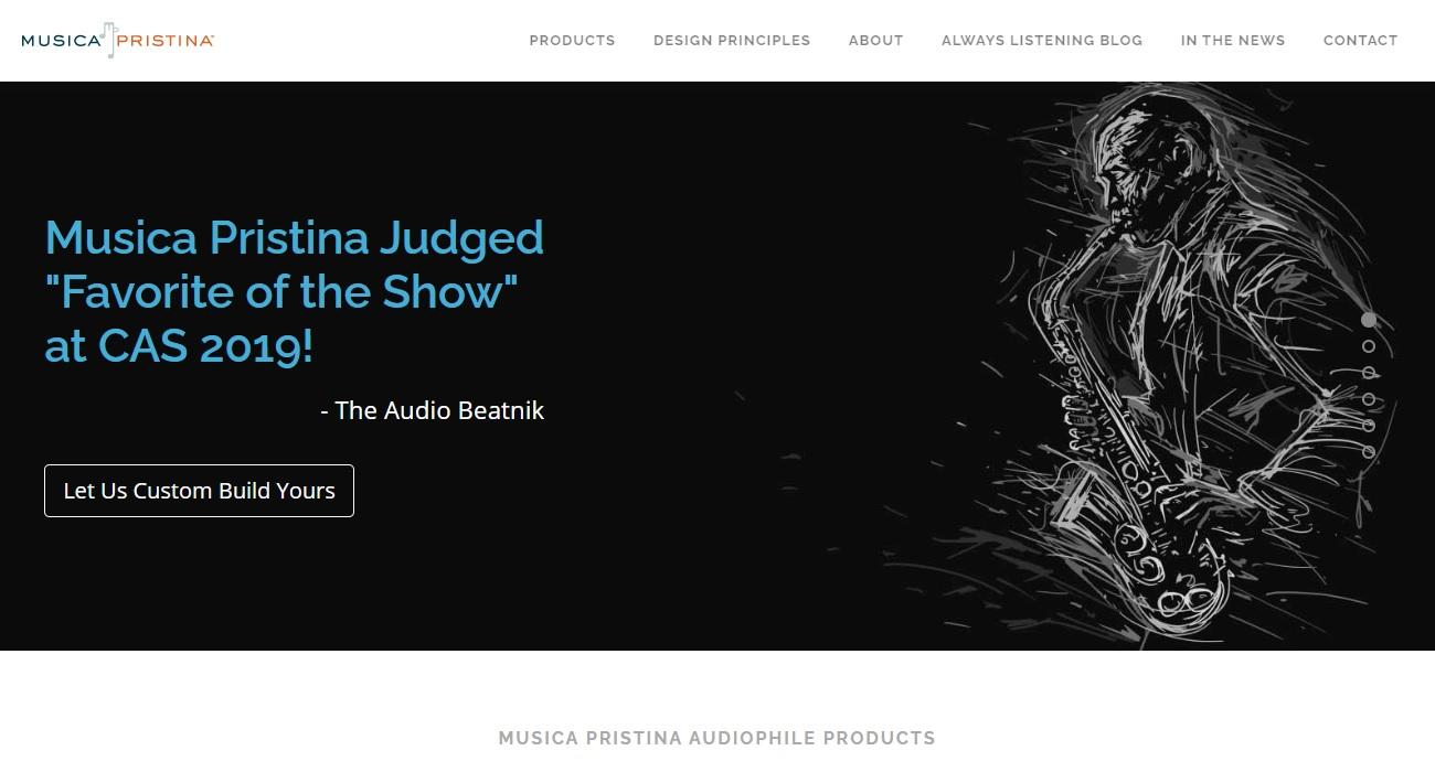 Musica Pristina site