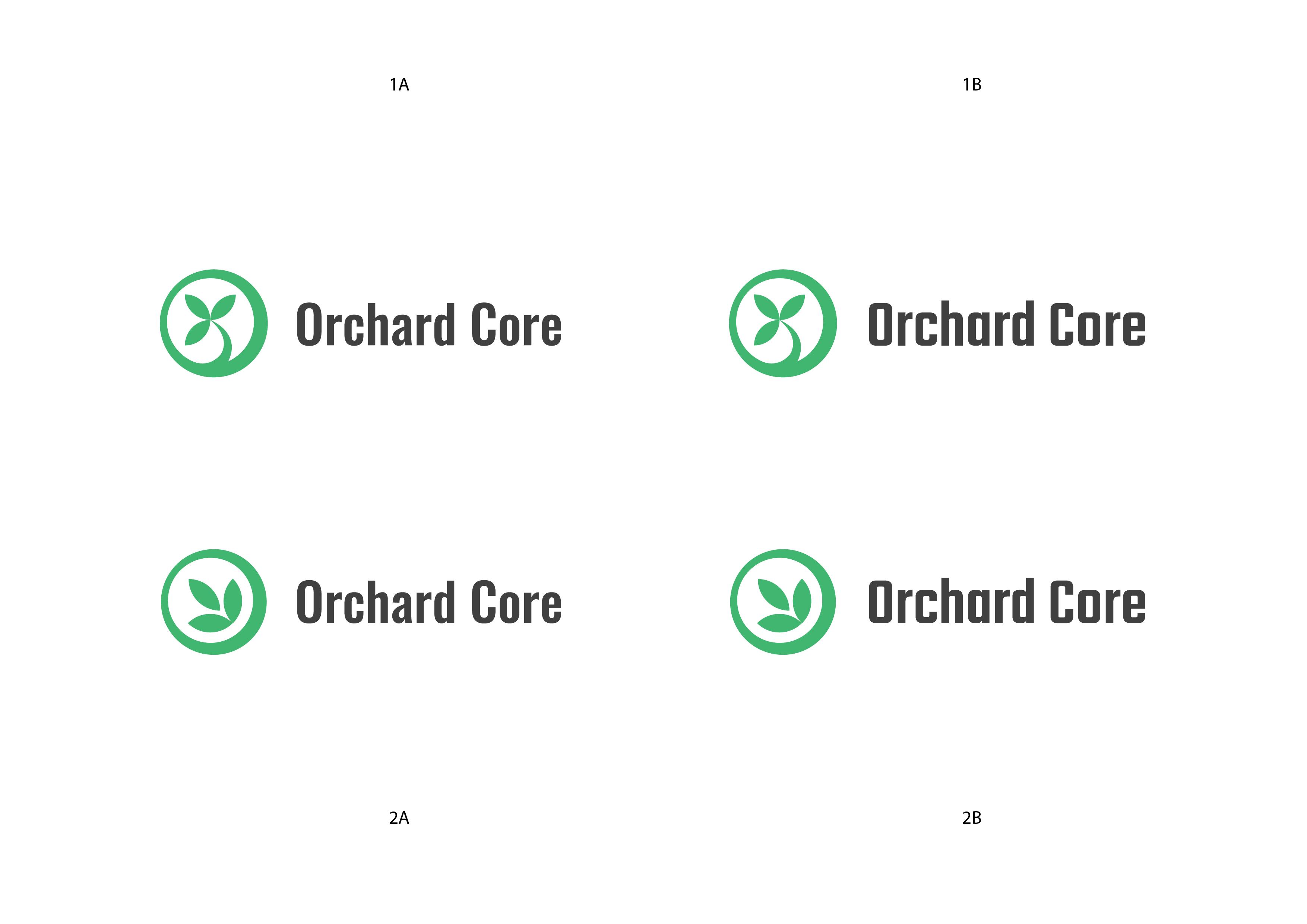 Orchard Core logos